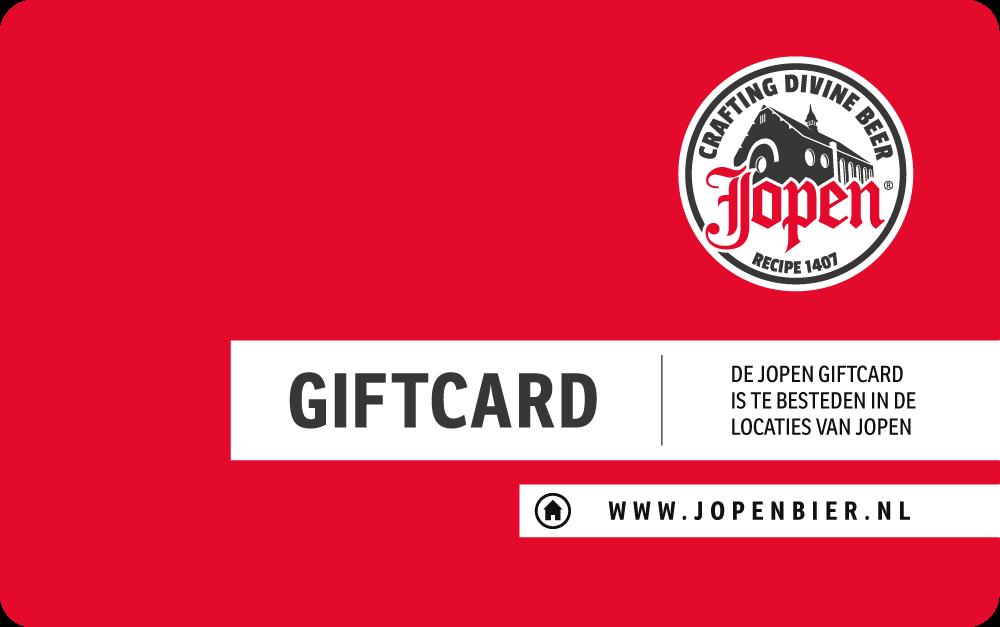 jopenkerk giftcard