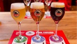 Tasting Divine Beer Jopen Proeflokaal